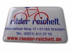 380-Aufkleber-Fahrrad-Gel-3D
