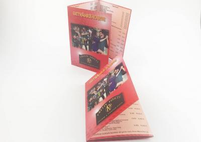 235-Cocktailbar-Getraenkekarte-Drucksachen Offsetdruck drucken