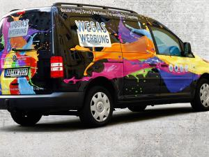 Werbeagentur-Dresden-Wegaswerbung-Titel-VW-Caddy-Autobeschriftung