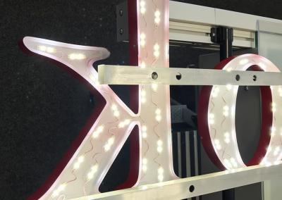 558-LED Module Rueckstrahler