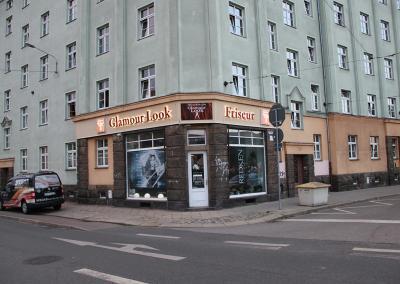 558-Leuchtbuchstaben Fassade Dresden