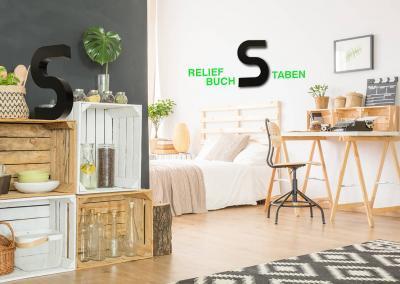 599-3-D-Buchstaben-Wanddeko-Dekoration-Wohnung