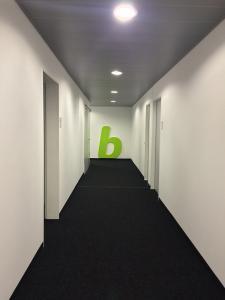 603-Einzelbuchstabe-PVC-Wanddekoration Werbeagentur Werbetechnik Wegaswerbung Dresden