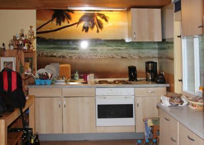 604-Wandbild-Druck-Urlaub-Beach-Strand-Palmen