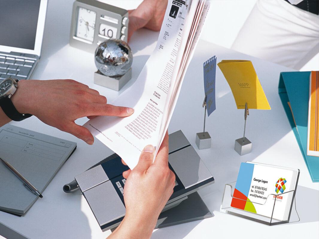 1211-Visitenkartenbox-Visitenkartenbox-Acrylglas