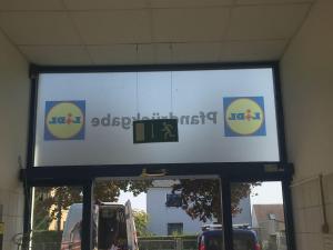 607-Glasdekorfolie-bedruckt-Lidl Markt