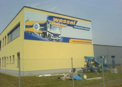 Beschriftung-Dresden-Fassadenbeschriftung-Wegaswerbung