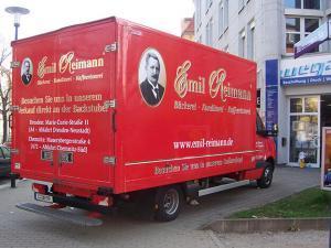 Beschriftung-Werbeagentur Wegaswerbung Dresden