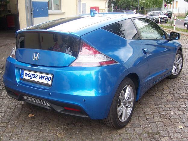 Autofolie Carwrapping Cfc Fahrzeugfolierung Wegaswerbung