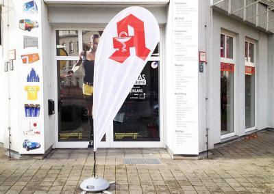 607-Fahne-Flagge-Apotheke