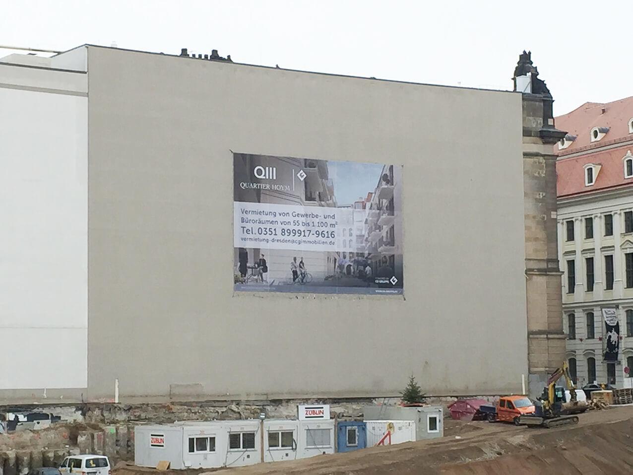 621-XXXXL-Plane-Montage-Dresden-Altstadt