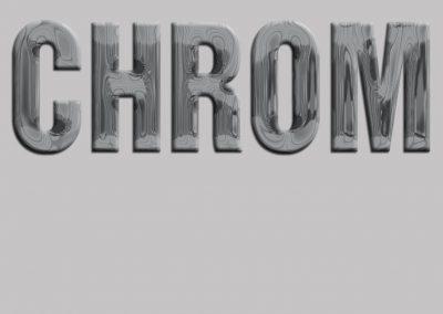 Autofolie_Chrom Platin