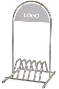 Fahrradständer mit Logo 153