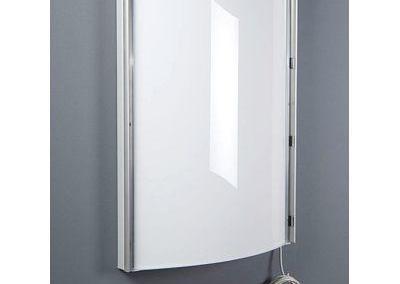516-LED-Convex-Klapprahmen-Snap-Frame-Bilderrahmen-Leuchtkasten