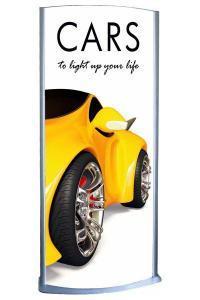520-LED-Light-Box-Leuchtdisplay-Pylon-Leuchtsaeule-Aufsteller-Elypse