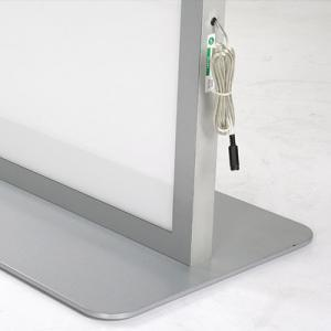 521-LED-Lichtbox-Leuchtdisplay-Pylon-Lichtsaeule-Aufsteller