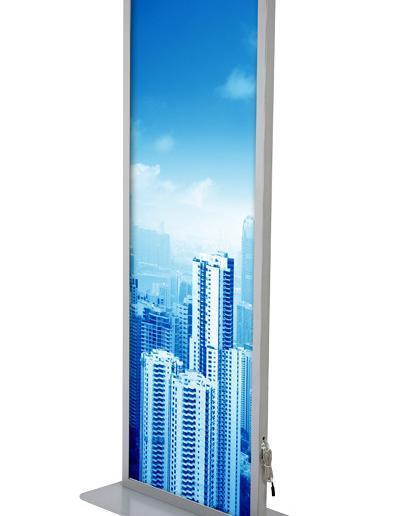 521-LED-Light-Box-Leuchtdisplay-Pylon-Leuchtsaeule-Aufsteller