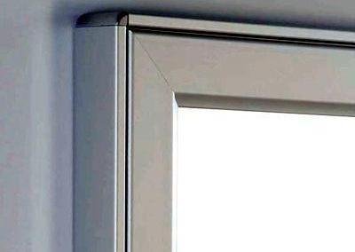 530-LED-Schaukasten-Infokasten-Rahmen-silber-eloxiert
