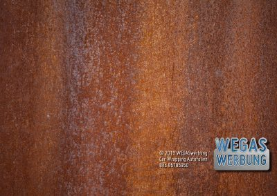 616-Carwrapping-Autofolie-Rostfolie-Rostauto-stark-verrostet_Muster