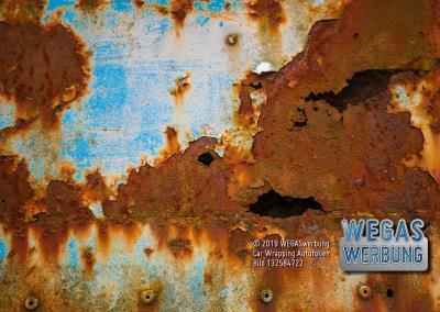 618-Autofolie-Lack-extrem-stark-verrostet-Foto-132584722