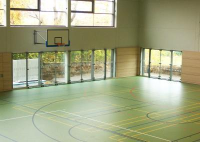 619-Durchlaufschutz-Streifen-Fenster-Schule-Sporthalle