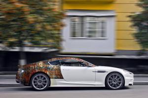 620-Autofolie-Rost-Lack-verrostet-Carwrapping-Teilfolierung-Aston Martin