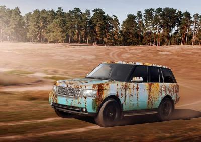621-Autofolie-Rost-Lack-verrostet-Carwrapping-kleben-Landrover
