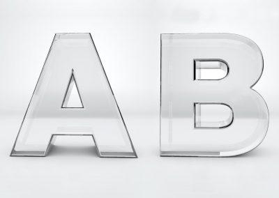 600-3-d-Einzelbuchstabe-Fraesbuchstabe-transparent-klar
