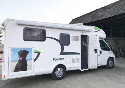 624-Wohnmobil-Aufkleber-Bilder-Foto-mit-Hund-Motiv-Spruch