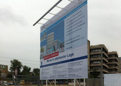635-LED-Licht-Lichtleiste-Bauschild-Postplatz-Dresden