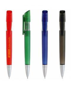 Kugelschreiber 1 Werbedruck Logo Firma bedrucken