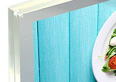 1248-Tischaufsteller-Bildhalter-Acrylblock-Magnethalterung