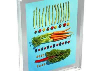 1248-Tischaufsteller-Bildhalter-Acrylglas-Block-Magnet