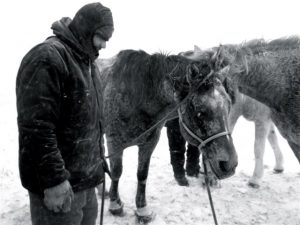 Hilfe Winterprojekt Lakota Indianer USA