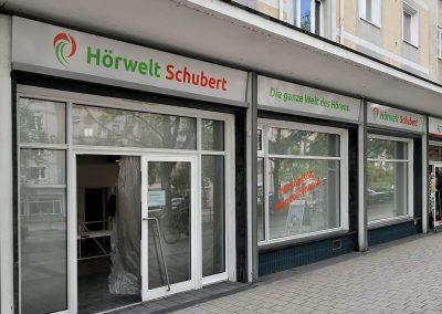 644-Einkaufsmeile-Beschriftung-Schilder-Hoerwelt-Schubert-Dresden
