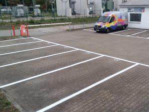 643-Parkplatz- Beschriftung-Nummer