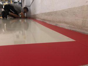 645-Bodenmarkierungsband-Innen-Rot-Bodenkennzeichnung