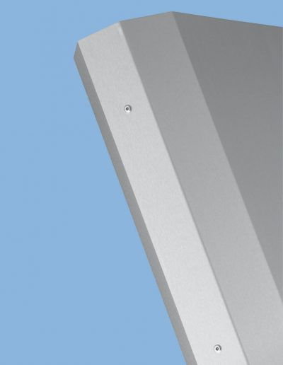 Aufsteller-Pylon-Edelstahl-El-Paso-Detail