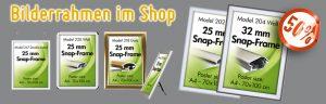 Bilderrahmen-Snap-frame-Wegaswerbung-Shop-billig-gut-kaufen-Rabatt-Preis
