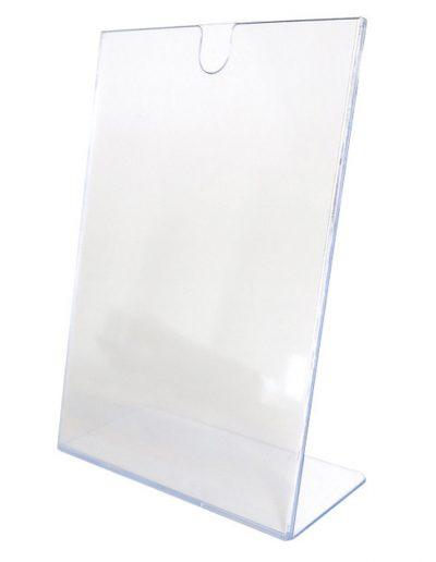 1220-L-Menuehalter-Tischaufsteller-Acryl-L-Form