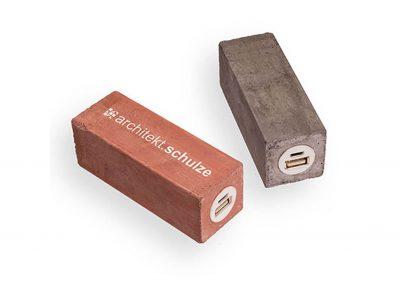 Power-Bank-Beton-Gravur-Werbemittel-Werbeaufdruck