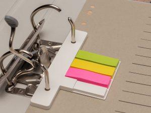 USB-Stick-Orga-Flash-Note-Werbemittel-Werbeaufdruck