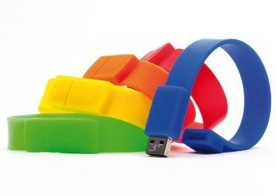 USB-Stick-Power-Ring-Armband-Silikon-Werbemittel-Werbedruck