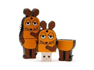 USB Stick Spezialanfertigung-Maus-Werbeartikel