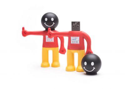 USB-Stick-Werbemittel-Mensch-Figur-Deutschland