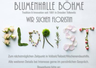 floristin-gesucht-blumenhalle-boehme-dresden-ost