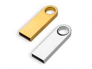 USB-Stick-Thalia-Silber-Gold-Chrom-Werbemittel-Werbedruck