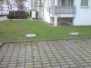 463-Parkplatzschilder