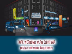 Beschriftung-Dresden-Wegaswerbung-Titel-Leuchtreklame