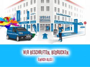 Beschriftung-Dresden-Wegaswerbung-Titel-blau